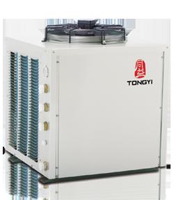 冷热联供全效热泵